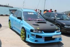 Крыло. Subaru Impreza WRX STI, GC8