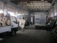 Административно-производственные помещения. 1 300кв.м., шоссе Северное 3, р-н центральный район