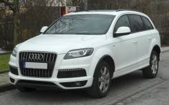 Audi Q7. Под заказ