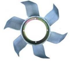 Вентилятор охлаждения радиатора. Mitsubishi Pajero, V63W, V73W, V65W, V75W, V97W, V77W Двигатель 6G74GDI