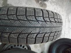 Michelin X-Ice. Зимние, без шипов, 2009 год, износ: 20%, 2 шт