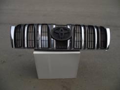 Решетка радиатора. Toyota Land Cruiser Prado, GRJ151, GRJ150, GRJ150L, TRJ150, GRJ150W, GRJ151W, TRJ150W Двигатели: 1GRFE, 2TRFE