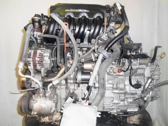 отзывы о двигателе honda l15a