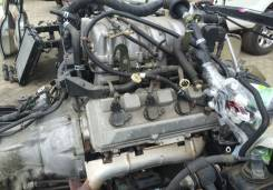 Двигатель в сборе. Lexus LX470, UZJ100 Двигатель 2UZFE. Под заказ