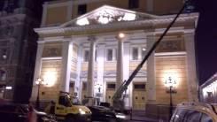 Аренда автовышек в Москве!