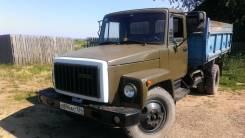 ГАЗ 3307. Продается грузовик самрсвал, 4 200куб. см., 5 000кг., 4x2