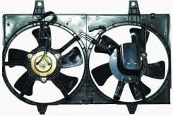 Вентилятор охлаждения радиатора. Nissan Maxima