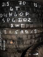 Dunlop SP LT 2. Всесезонные, износ: 5%, 2 шт