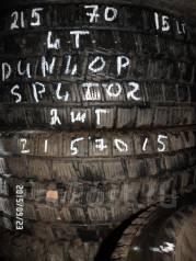 Dunlop SP LT 2. Всесезонные, 5%, 2 шт