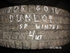 Dunlop SP Winter, 205/60/16