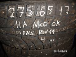 Hankook Winter i*Pike RW11, 275/65/17