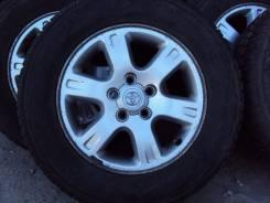 Dunlop Grandtrek SJ6. Зимние, без шипов, 2008 год, износ: 20%, 4 шт