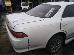 Крепление багажника. Toyota Mark II, GX90 Двигатель 1GFE