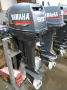Yamaha. 15,00л.с., 2х тактный, бензин, нога S (381 мм), Год: 2010 год