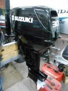 Suzuki. 30,00л.с., 2-тактный, бензиновый, нога S (381 мм), Год: 2007 год