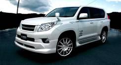Обвес кузова аэродинамический. Toyota Land Cruiser Prado, GDJ151W, KDJ150L, GDJ150W