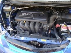 Радиатор кондиционера. Toyota Corolla Spacio, NZE121N, ZZE124N, ZZE122N Двигатели: 1ZZFE, 1NZFE