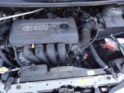 Рамка радиатора. Toyota Corolla Spacio, NZE121N, ZZE124N, ZZE122N Двигатели: 1ZZFE, 1NZFE