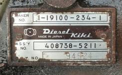 Компрессор кондиционера. Isuzu Giga, 12PD1