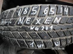 Nexen Winguard 231. Зимние, шипованные, износ: 30%, 1 шт