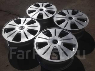 Dunlop. 7.0x17, 5x100.00, 5x114.30, ET50