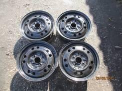 Nissan. 6.0/x15, 4x114.30, ET40/45, ЦО 66,1мм.