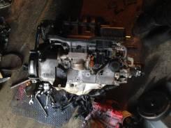 Двигатель в сборе. Mazda Familia Двигатель B3