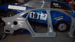 Стойка кузова. Volkswagen Polo, 6N, 6N2, 6R1