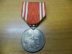 Юкосё, Медаль члена общества Красного креста. Японская империя