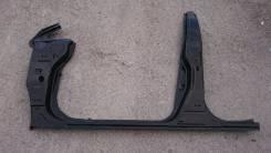 Панель боковины левая Nissan Tiida. Nissan Tiida, C11 Двигатели: HR16DE, MR18DE, K9K