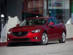 Детали кузова. Mazda Mazda6, GJ