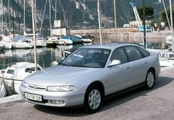 Детали кузова. Mazda 626
