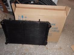 Радиатор охлаждения двигателя. ГАЗ Соболь