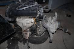 Двигатель в сборе. Chevrolet Aveo, T250