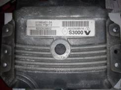 Блок управления двс. Renault Megane