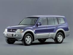 Детали кузова. Mitsubishi Pajero, V60 Mitsubishi Montero, V60