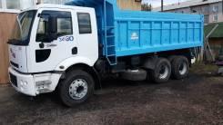 Ford Cargo. Продам самосвал Ford-cargo пробег 175т. км. торг, 8 000 куб. см., 20 000 кг.