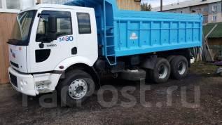 Ford Cargo. Продам самосвал Ford-cargo пробег 175т. км., 8 000 куб. см., 20 000 кг.
