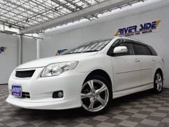 Обвес кузова аэродинамический. Toyota Corolla Fielder Toyota Corolla Axio