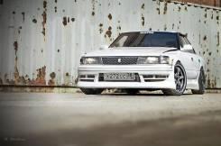 Обвес кузова аэродинамический. Toyota Cresta, YX80, JZX81 Toyota Mark II, JZX81, YX80 Toyota Chaser, JZX81, YX80