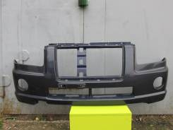 Бампер. Suzuki Wagon R Solio, MA34S