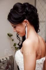 Свадебные прически с выездом 1500 ! Визаж