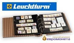Leuchtturm альбом Optima натуральная кожа шубер, коричневый 341938