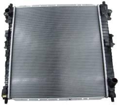 Радиатор охлаждения двигателя. SsangYong Actyon SsangYong Kyron
