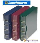 Leuchtturm Numis классический альбом в футляре 20 листов, 317859