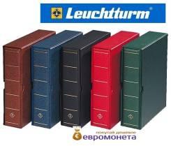 Leuchtturm альбом Vario G футляр шубер, чёрный 313581