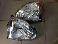 Корректор фар. Nissan X-Trail, T31R Двигатели: M9R, MR20DE, QR25DE