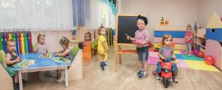 Воспитатель детского сада. Воспитатель в частный детский сад. ИП Тонких Т.П. Столетие