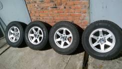 Bridgestone. 7.0x16, 6x139.70, ET10