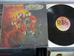 Ганимед / Ganymed - Takes Me Higher - DE LP 1978 Space Disco